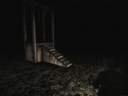 Silent Hill 2 Gallows Room