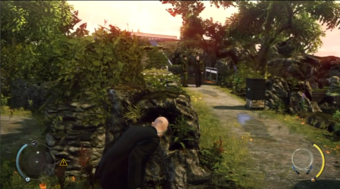 Hitman Absolution Stealth Screenshot