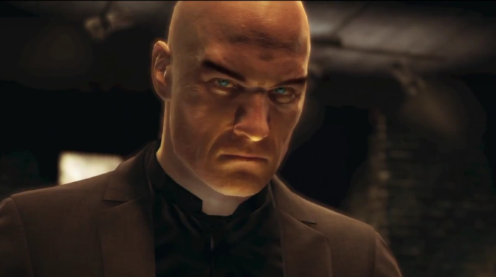 Hitman Absolution Agent 47 Face