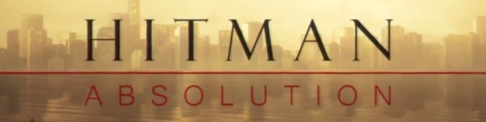 Hitman Absolution Logo videogames | Snacked U...