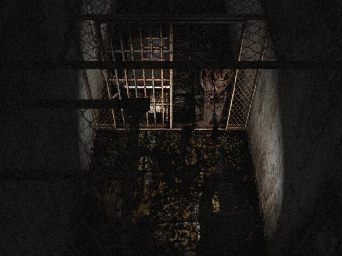 Silent Hill 2 PC Prison