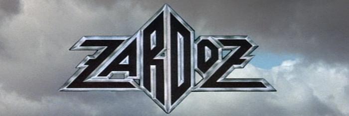 Zardoz film logo