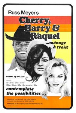 Cherry Harry Raquel Poster