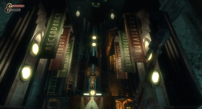 Bioshock Ludonarrative Dissonance