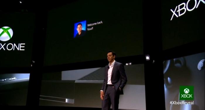 Yusuf Mehdi Xbox One Reveal