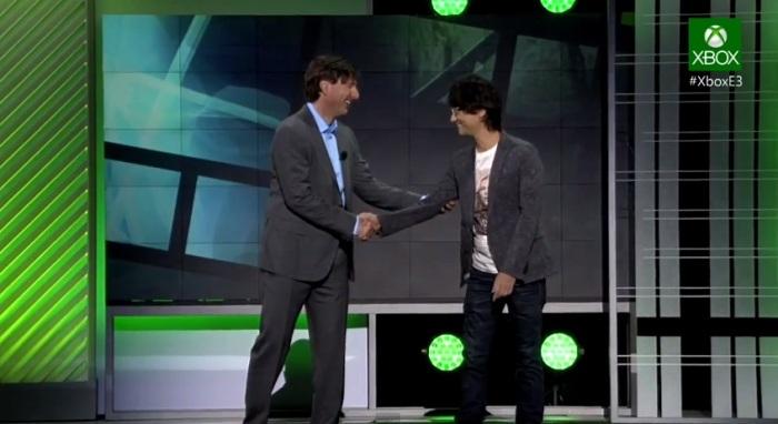 E3 2013 Microsoft Kojima