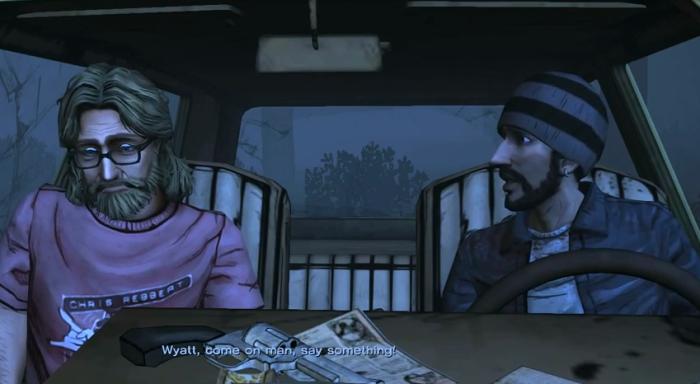The Walking Dead 400 Days Wyatt