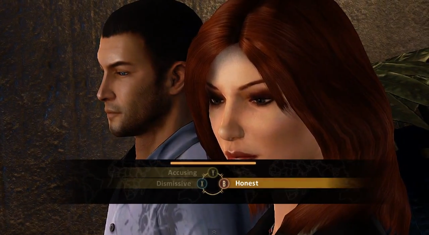 alpha protocol sis relationship questions
