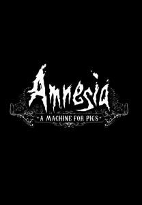 Amnesia A Machine for Pigs Logo