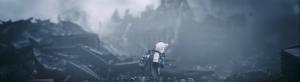 The Divide Film Post Apocalypse Ruins