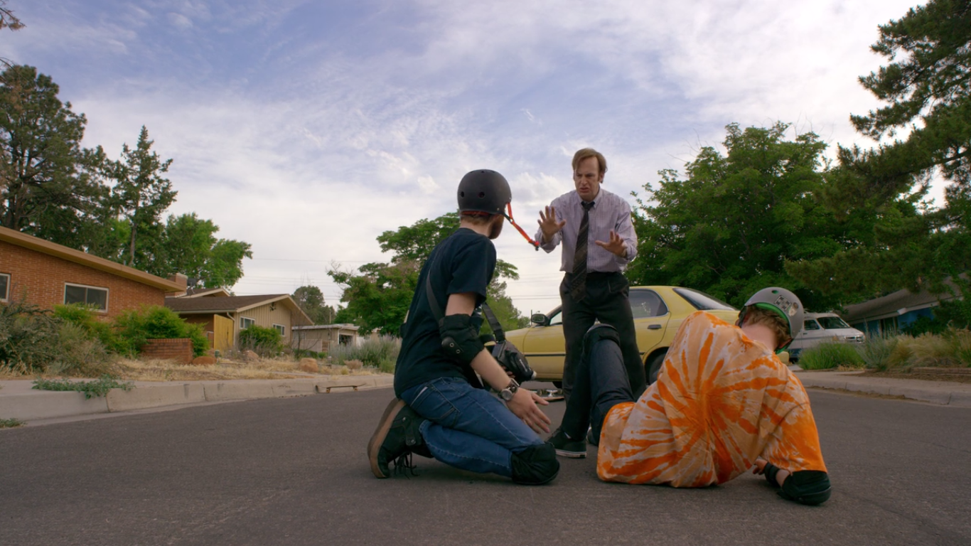 Review better call saul episode 1 snacked up for Better call saul